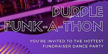 2nd Annual Virtual Purple Funk-A-Thon tickets