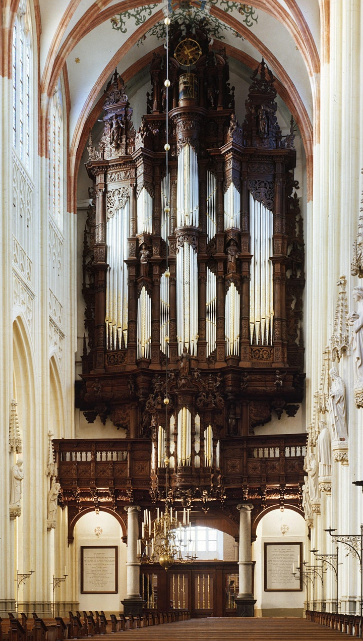 Afbeelding van Orgelconcert: Véronique van den Engh ('s-Hertogenbosch)