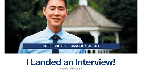Career Kick-Off: I Landed an Interview! Now What? tickets