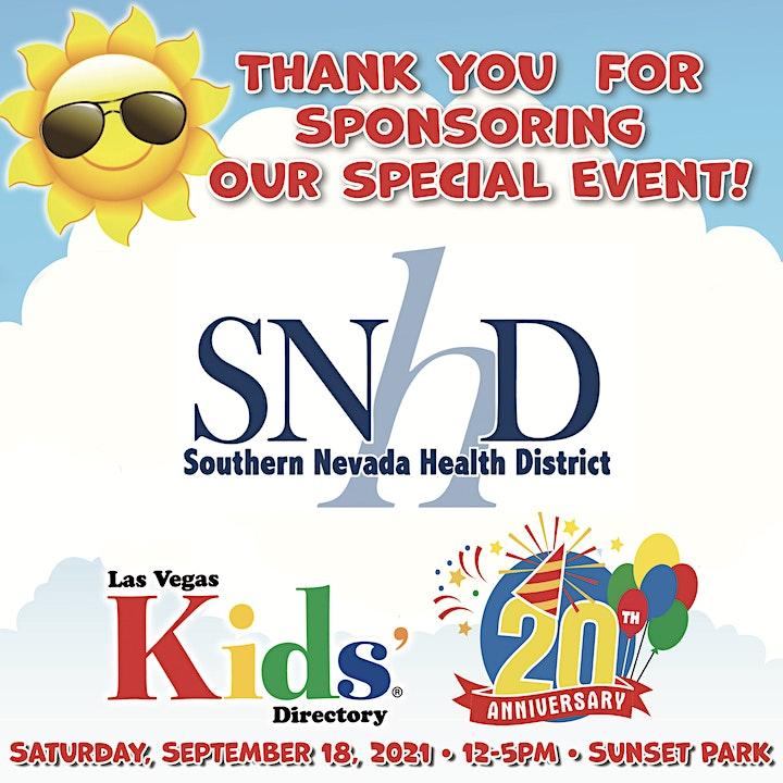 Las Vegas Kids' Directory 20th Anniversary Celebration image