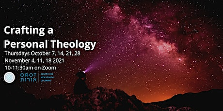 Crafting a Personal Theology tickets