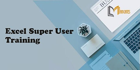 Excel Super User  1 Day Virtual Live Training in St. Gallen tickets