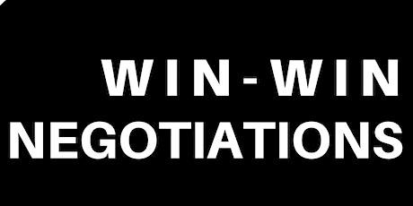 Win-Win Negotiations tickets