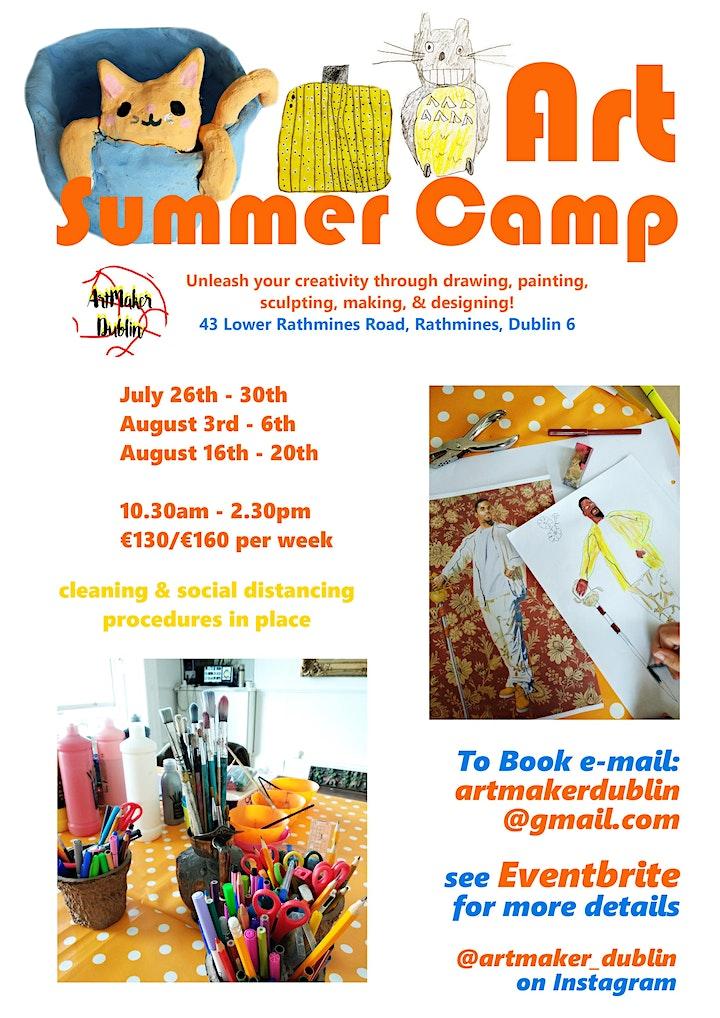 Art Summer Camp image