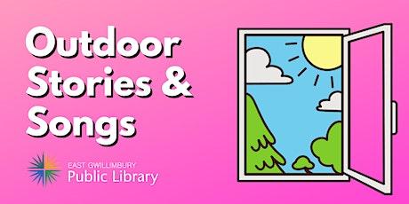 Outdoor Songs & Stories - Mount Albert Branch tickets