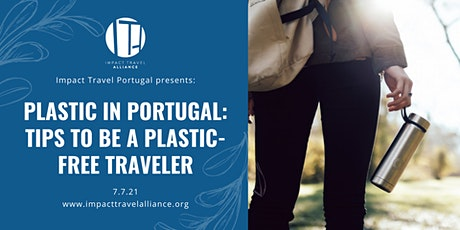 Plastic in Portugal: Tips to be a Plastic-Free Traveler tickets