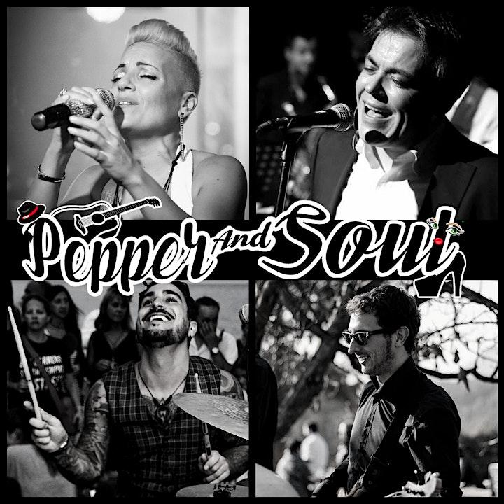 Imagen de Pepper and Soul (quartet) | Ascó Batega Cultura