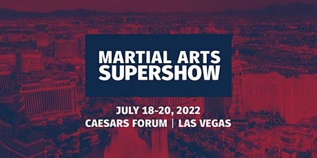 2022 Martial Arts SuperShow tickets