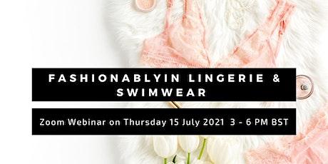 Fashionablyin Lingerie  & Swimwear boletos
