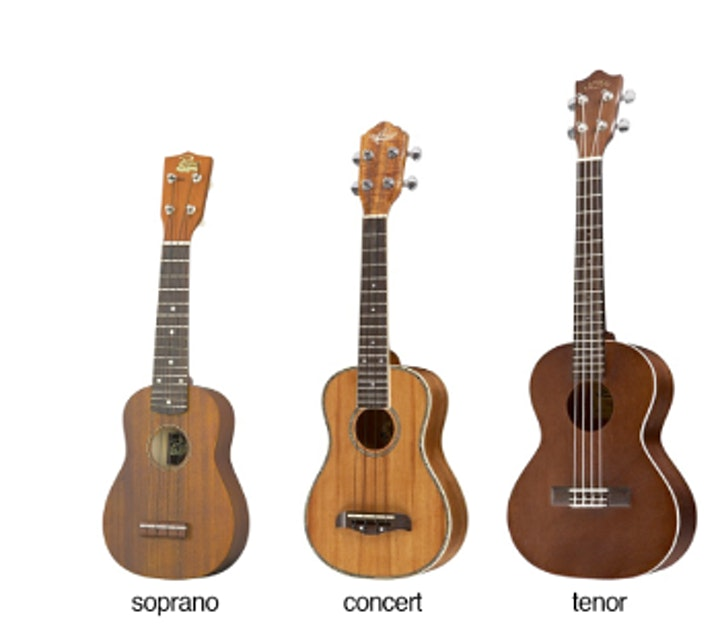 You Too Can Uke: Ukulele 101 for Teaching Artists, August 2 - August 5 image