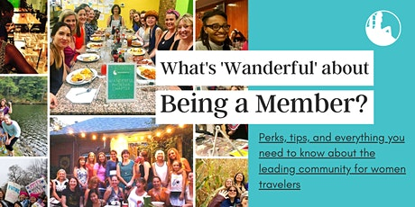 What's 'Wanderful' About Being a Member? tickets