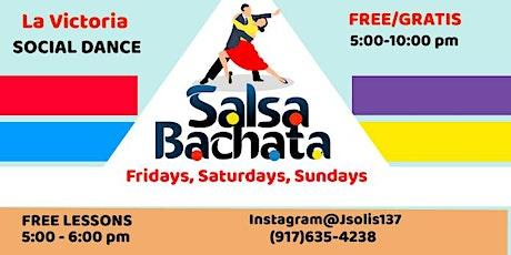 La Victoria Social,   Salsa, Bachata, Merengue tickets