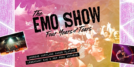 The Emo Show: Four Years of Tears tickets