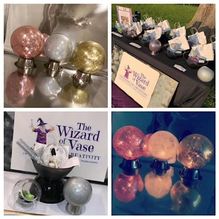 Wiz Craft #2 Make&Take: DIY Crystal Ball Nightlights image