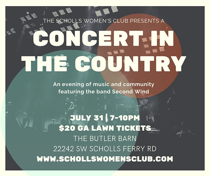 Concert In The Country image