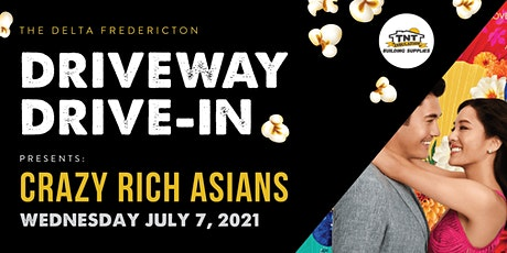 Delta Drive In - Crazy Rich Asians tickets