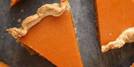 Make and Take Sweet Potato Pie at The Bakehouse tickets