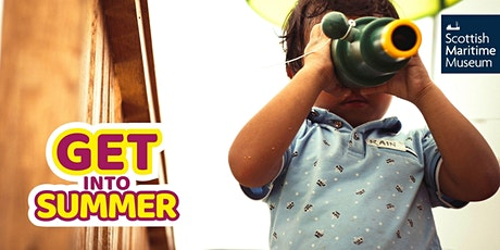Scottish Maritime Stories and Rhyme -  'Get into Summer' for the under 5's tickets