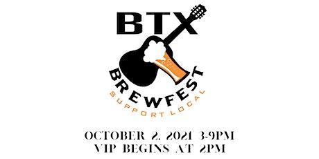 BTX Brewfest tickets