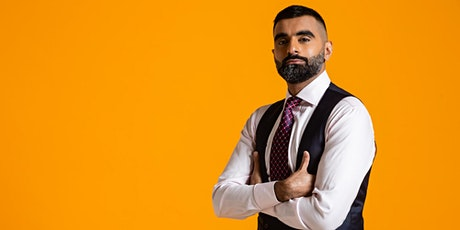 Tez Ilyas - The Secret Diary of a British Muslim Aged 13¾. tickets