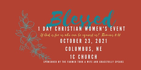 Blessed Women's Event 2021 tickets