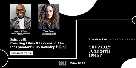 Creating Films & Success In The Independent Film Industry tickets