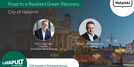 Road to a Resilient Green Recovery: The City of Helsinki tickets