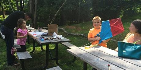 Art in the Park: Kite Building! tickets