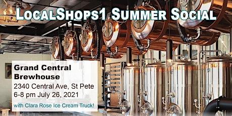 LocalShops1 Summer Social tickets