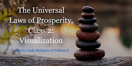 The Universal Laws of Propserity, Class 2: Visualization tickets