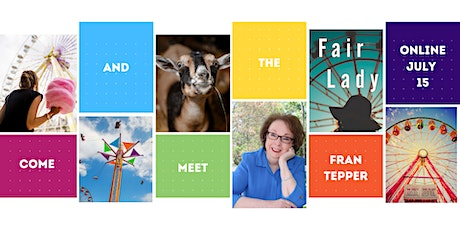 """Reading and Discussion with the """"Fair Lady"""" Author Fran Tepper  (Online) tickets"""