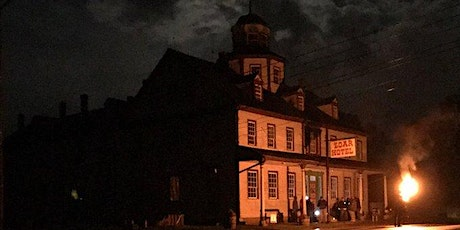 The Ghosts of Zoar- Ghost Tours tickets