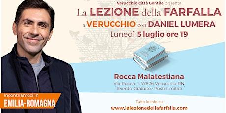 Presentazione a Verucchio con Daniel Lumera | La Lezione della Farfalla biglietti