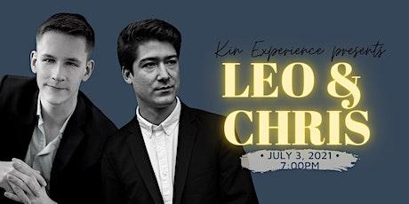 En Concert: Léo McKenna & Chris Knopp tickets