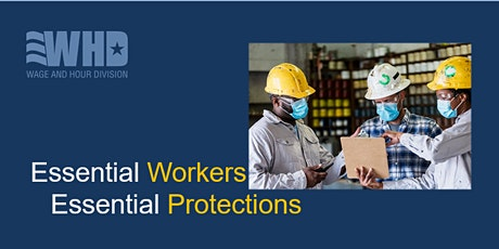 Essential Workers, Essential Protections (July 14) tickets