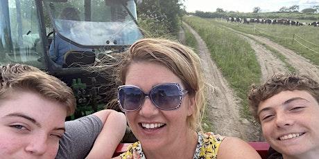 BYOB/P Sunset Hayrides at Simmons Farm tickets