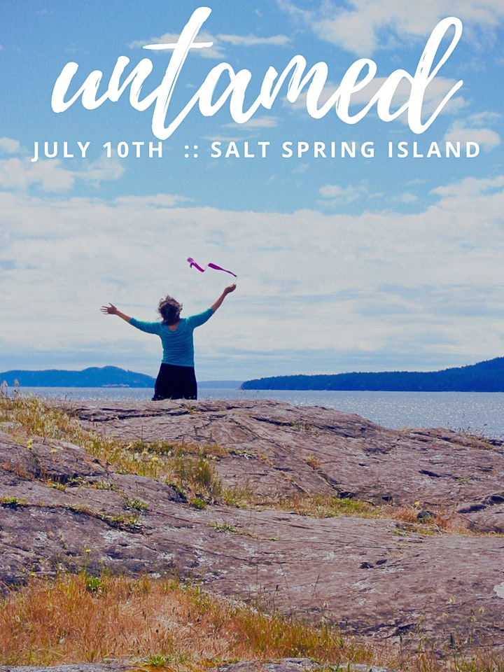 UNTAMED: Take Your Dance into Nature image