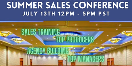 Family First Life Summer Sales Conference tickets