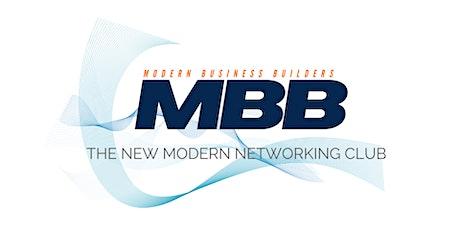 Modern Business Builders - Virtual Meeting Online tickets