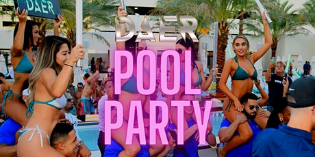 DAER DAYCLUB POOL PARTY - DRINKS, PARTY BUS PACKAGE tickets