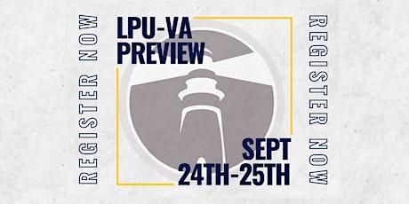 LPU-VA Preview tickets