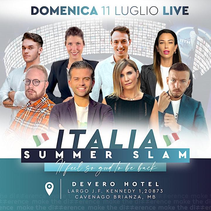 Immagine Make the Difference - Italia Summer Slam