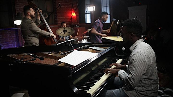 Elias Haslanger Quintet - Livestream Concert w/In-Studio Audience image
