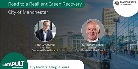 Road to a Resilient Green Recovery: The City of Manchester tickets