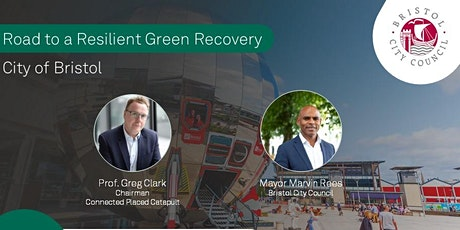 Road to a Resilient Green Recovery: The City of Bristol tickets