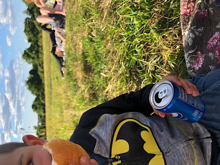 BYOB/P Sunset Hayrides at Simmons Farm image