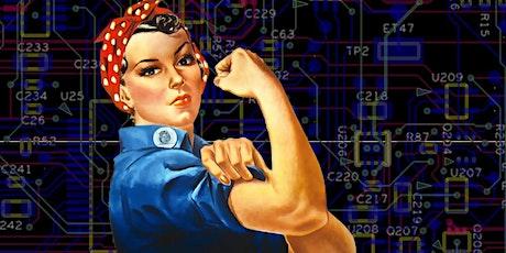 Women in Technology- E-Commerce tickets