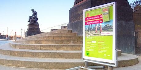 Juli 2021: Dresden Stadtrundgang mit DresdenWalks Tickets