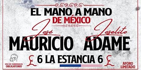 Mano a Mano de México en Texcoco tickets