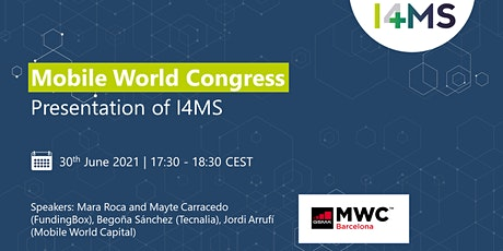 Industry 4.0 within Europe Session @ Mobile World Congress Barcelona tickets